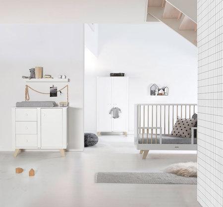 Kidsmill Kinderzimmer Fynn Weiss Natur Komplett Zu Sonderpreisen