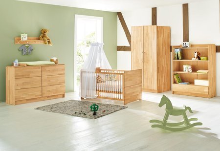 Pinolino Kinderzimmer Natura extrabreit