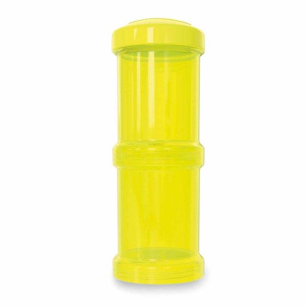 TWISTSHAKE Container Yellow 100ml
