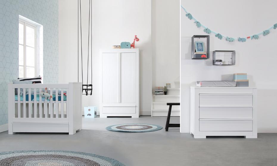 Kidsmill kinderzimmer nature ii wei g nstig zum sonderpreis mit montage bestellen - Kidsmill babyzimmer ...