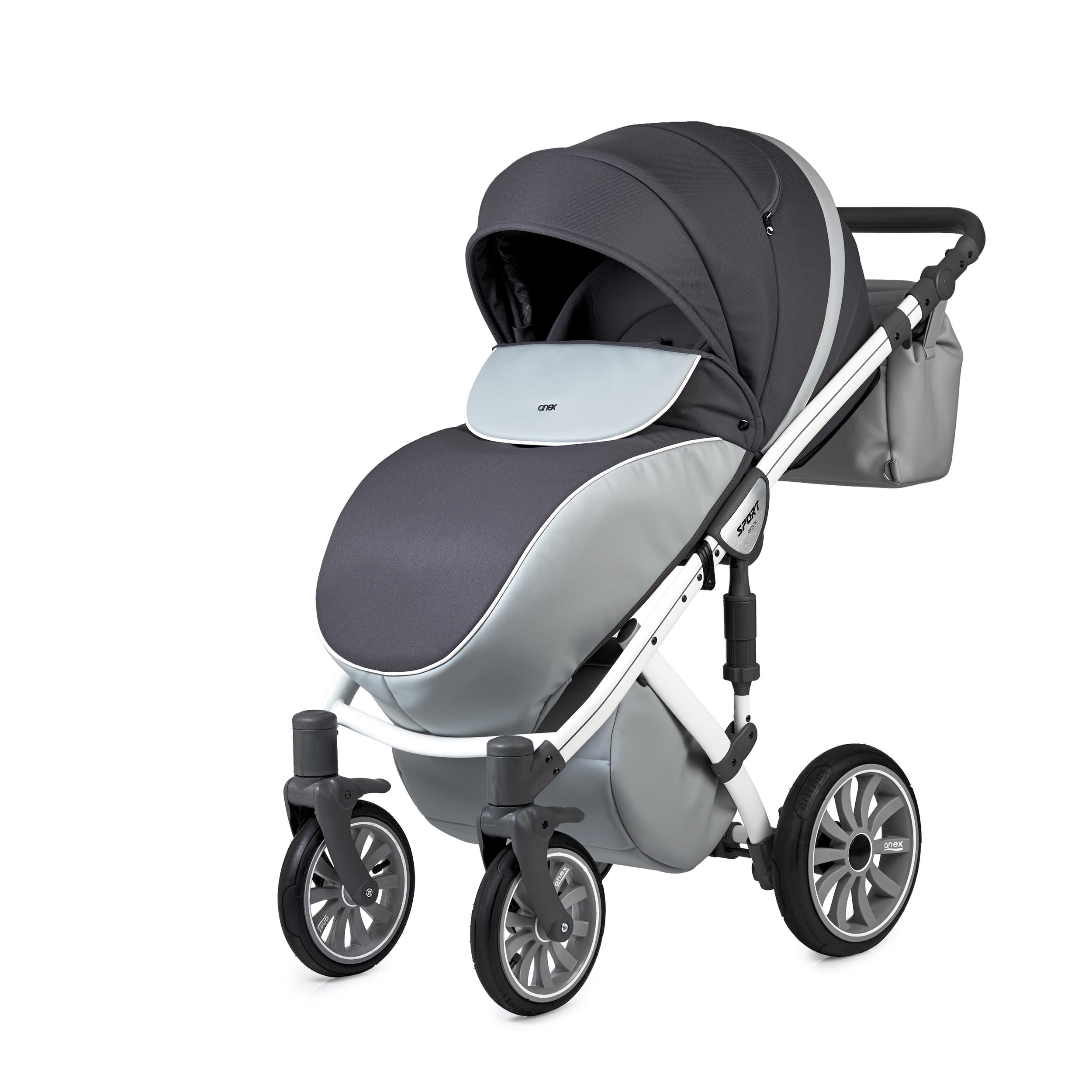 Anex Sport Gray Cloud Kinderwagenset günstig sofort portofrei bestellen