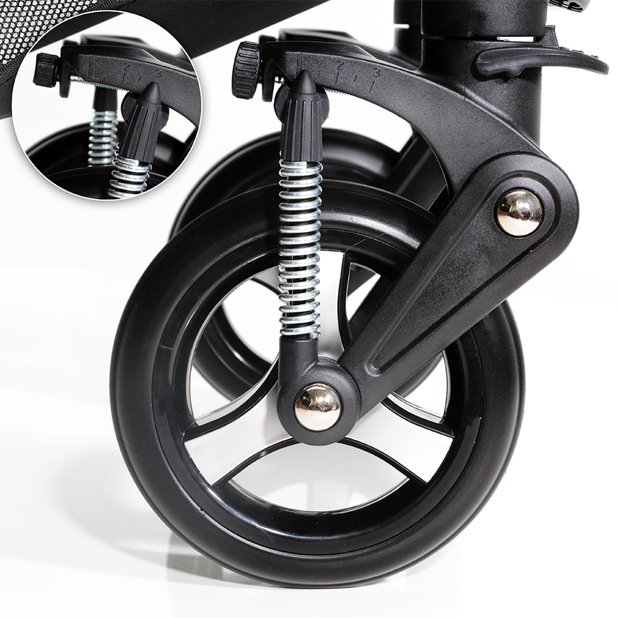 baby plus airmotion kombikinderwagen g nstig sofort. Black Bedroom Furniture Sets. Home Design Ideas